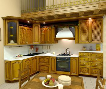 Кухонные гарнитуры Сильвия за 38 000 руб