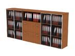 Офисная мебель Шкаф комбинированный за 66854.0 руб