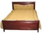 """Мебель для спальни Кровать """"Лика"""" б/к., б/м. (1600) ММ-137-02/16 за 34560.0 руб"""