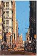 Картины, панно Картина NY Taxi 120x80см за 7900.0 руб