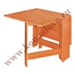 Раскладные столы Стол обеденный раскладной № 2 за 1550.0 руб