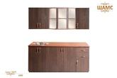 Мебель для кухни Кухня ЛДСП 1800 за 14530.0 руб