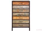 Комод Colorful Wood с 7 ящиками за 39300.0 руб