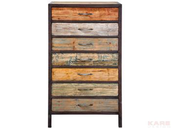 Комоды Комод Colorful Wood с 7 ящиками за 39 300 руб