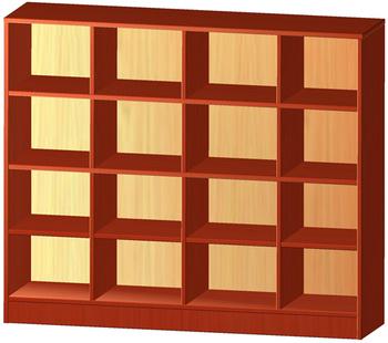 Корпусная мебель Шкаф для горшков за 2 715 руб
