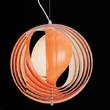 Светильник подвесной Mond C2 OR, оранжевый за 7600.0 руб
