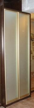 Встроенные шкафы-купе Шкаф-купе с распашной системой открывания за 9 000 руб