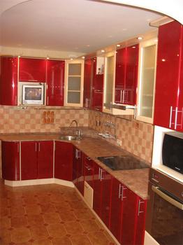 Кухонные гарнитуры Кухонный гарнитур на заказ за 50 000 руб