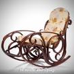 """Мягкая мебель Кресло-качалка """"Венеция"""" за 28500.0 руб"""