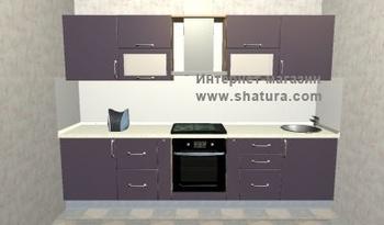 Кухонные гарнитуры Лола за 98 330 руб