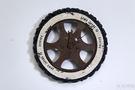 Часы настенные Wheel 41 см