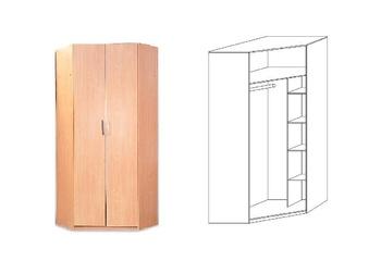 Гостиные Шкаф угловой за 10 400 руб