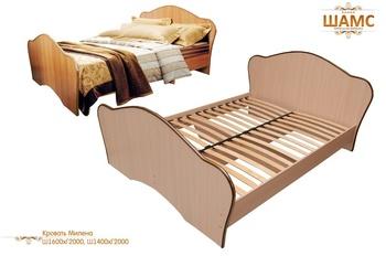 Кровати Кровать Милена за 5 900 руб