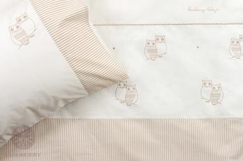 Постельное белье Постельное белье «Совята» за 4 200 руб