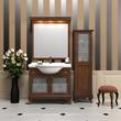 Комплекты Комплект мебели для ванной БОРДЖИ 85 за 42800.0 руб
