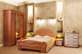 """Мебель для спальни Кровать 1400 """"Эдем"""" за 12600.0 руб"""