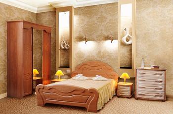 "Кровати Кровать 1400 ""Эдем"" за 12 600 руб"