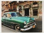 Картина Cuba Car 110x140 за 5700.0 руб