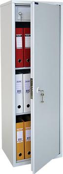 Сейфы и металлические шкафы Шкаф бухгалтерский 1-дверный SL-125T за 5 638 руб