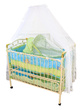 Кроватка детская металлическая Geobi за 7299.0 руб