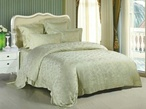 Однотонное постельное белье «Tencel Oliva» 1.5-спальный за 5300.0 руб