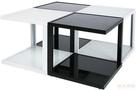 Стол кофейный Domino Black & White, в ассортименте