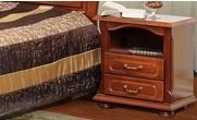 """Мебель для спальни Тумба прикроватная """"Ромашка"""" ММ-44-03 за 5870.0 руб"""