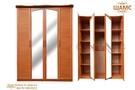 Шкаф Милена 4-х дверный