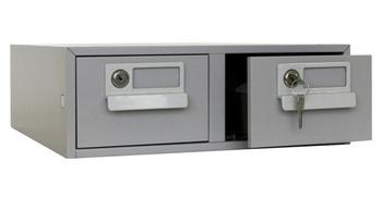 Сейфы и металлические шкафы Двойной шкафчик FCB 23 L за 6 776 руб