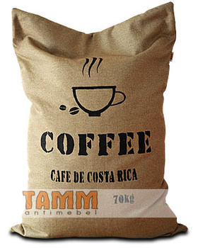 "Бескаркасная мебель Кресло ""Coffee Bag"" за 4 700 руб"