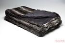 Blanket Fur Stripes Triple 140x200cm