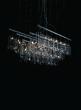 Светильник подвесной Hagel C, прозрачный, хром. мет. за 62700.0 руб