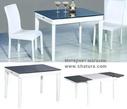 Стол обеденный 6015 белый за 19990.0 руб