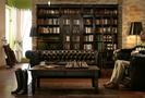 Стеллаж большой библиотечный Cabana