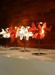 Светильник настольный Origami T, красный за 5400.0 руб