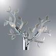 Ideal Lux Италия SPRING_AP2_CROMO_E_IRIDE за 4800.0 руб