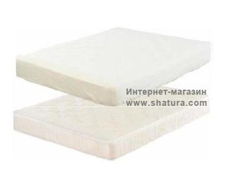 Постельное белье Простыня-чехол непромокаемая махровая 2сп. (нестанд. >=1600) за 11 390 руб