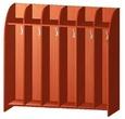 Детская мебель Шкаф для полотенец за 1260.0 руб