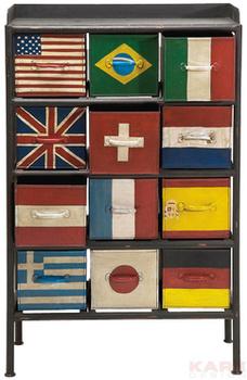 Комоды Комод Flags 12 ящиков за 48 700 руб