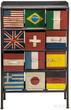 Корпусная мебель Комод Flags 12 ящиков за 48700.0 руб