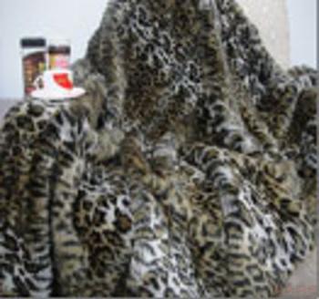 Покрывала Blanket Fur Leo Dark 140x200cm за 8 400 руб