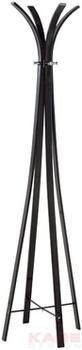 Вешалки Вешалка напольная Libra, чёрная за 5 600 руб