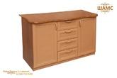Корпусная мебель Комод Милена 2-х дверный за 6520.0 руб