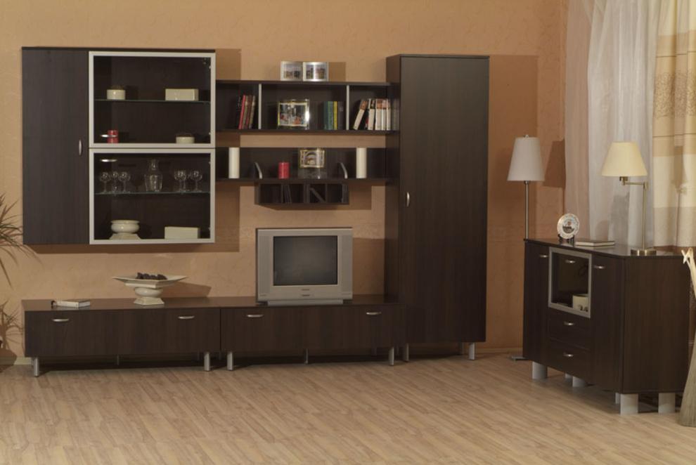 Мебель В Гостиную Цвета Венге Москва