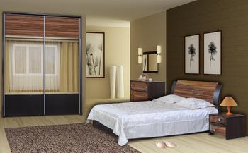"""Кровати Кровать 1600 """"Болеро"""" за 12 250 руб"""