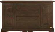 Корпусная мебель Комод Cabana 2 дверцы, 4 ящика за 65200.0 руб