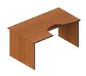 Столы и стулья Стол письменный эргономичный левый за 7755.0 руб