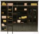 Корпусная мебель Шкаф-витрина библиотечный  Cabana за 77000.0 руб