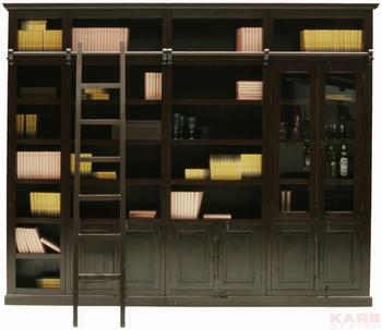 Кабинет/Библиотека Шкаф-витрина библиотечный  Cabana за 77 000 руб