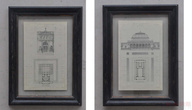 Картины, панно Картина Рамка Architektura 80x60 см Assorted за 8700.0 руб